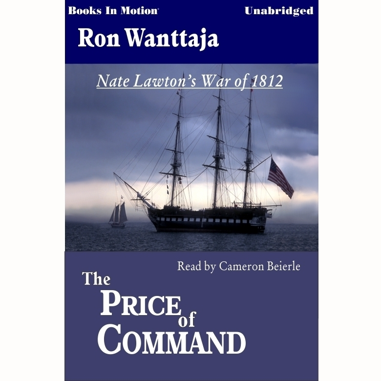 Printable The Price of Command Audiobook Cover Art