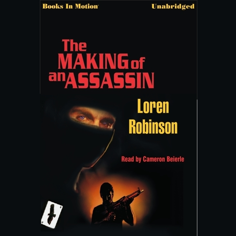 Printable The Making of an Assassin Audiobook Cover Art