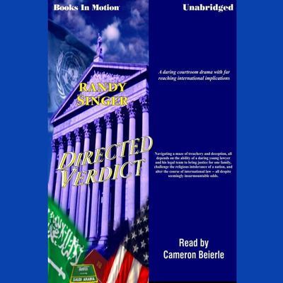 Directed Verdict Audiobook, by Randy Singer