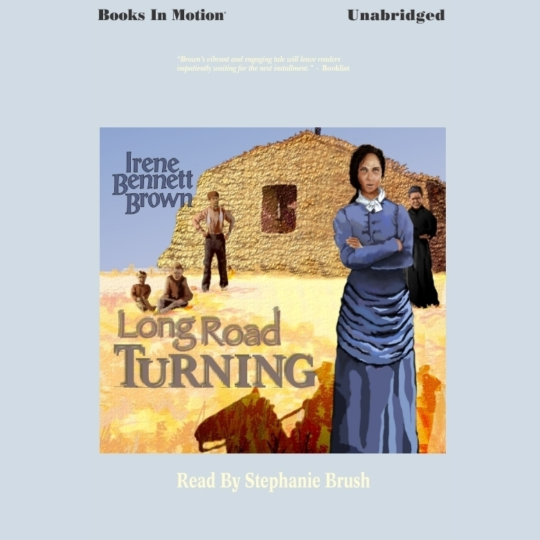 Printable Long Road Turning Audiobook Cover Art