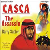 Casca- The Assassin Audiobook, by Barry Sadler