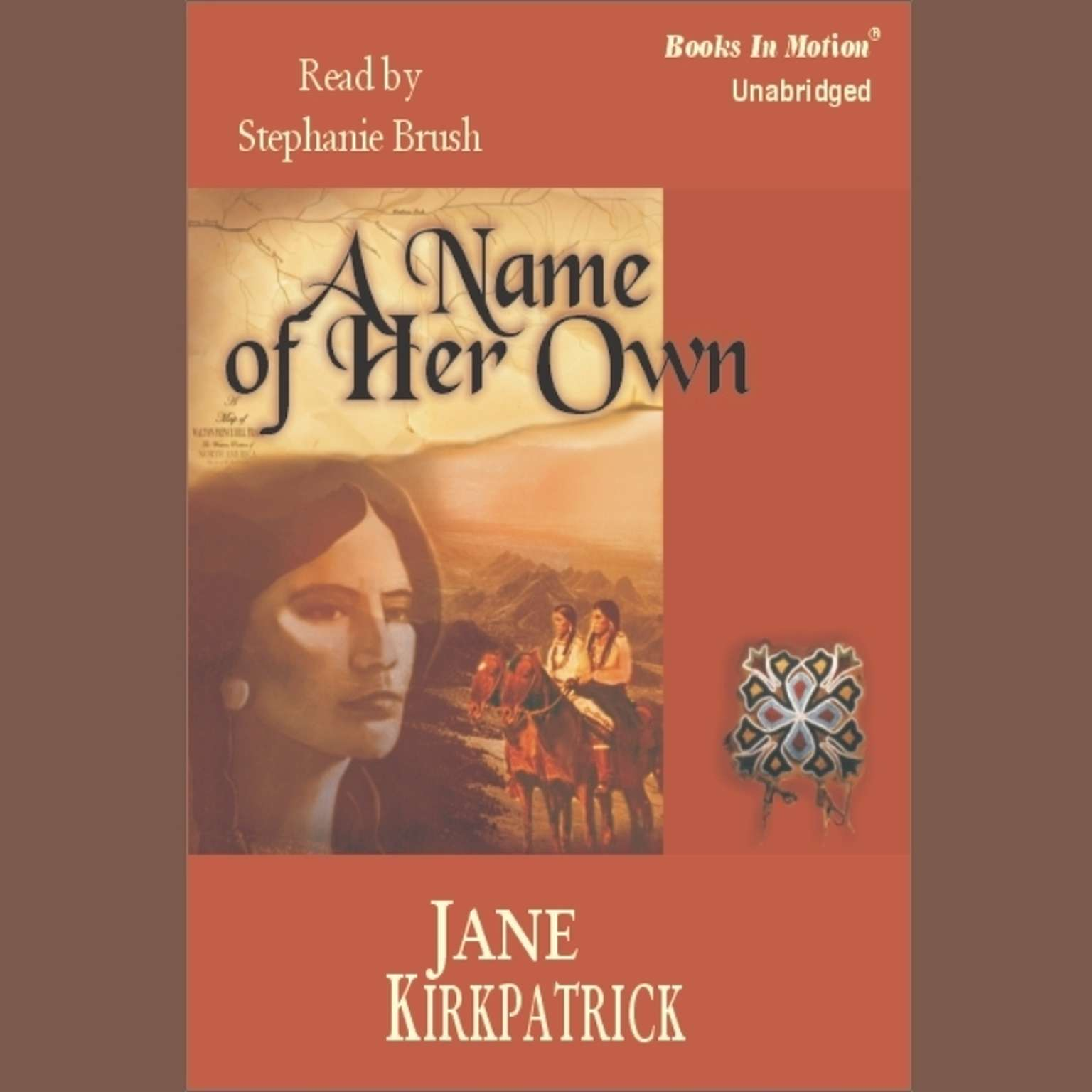 A Name of her Own Audiobook, by Jane Kirkpatrick