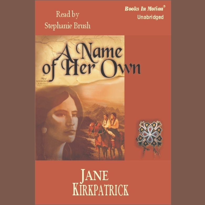 Printable A Name of her Own Audiobook Cover Art