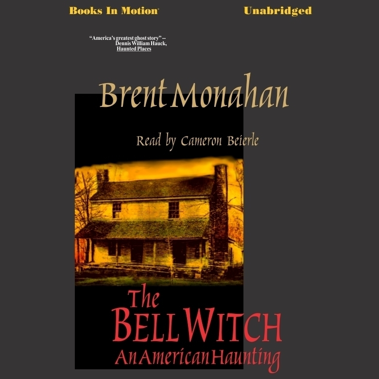 Printable The Bell Witch Audiobook Cover Art