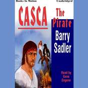 The Pirate Audiobook, by Barry Sadler