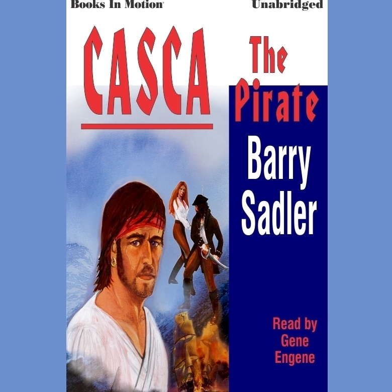 Printable The Pirate Audiobook Cover Art