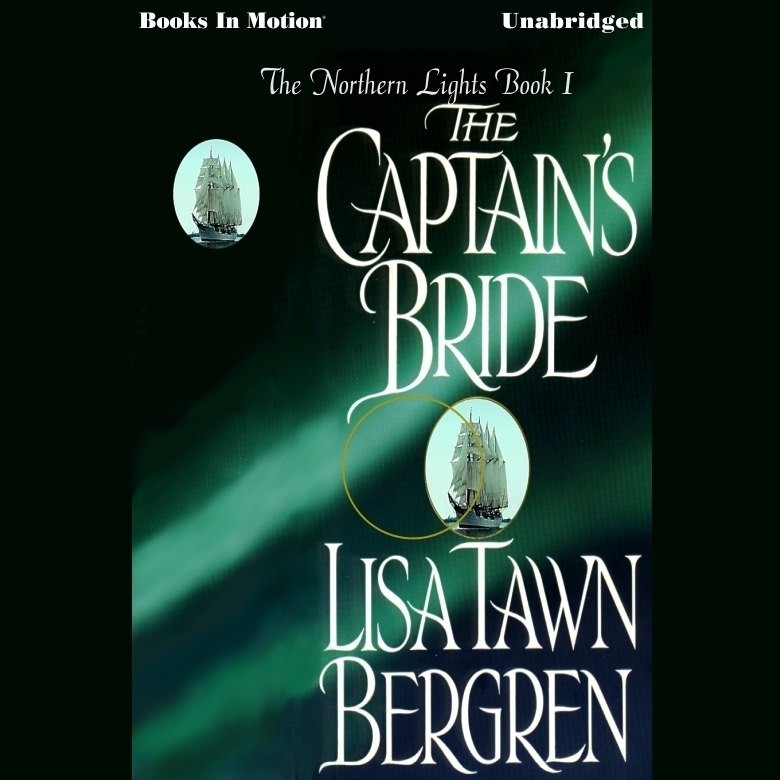 Printable The Captain's Bride Audiobook Cover Art