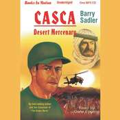 Desert Mercenary Audiobook, by Barry Sadler