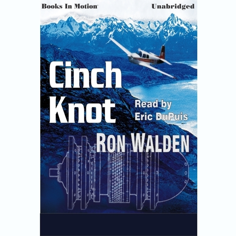 Printable Cinch Knot Audiobook Cover Art