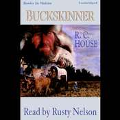 Buckskinner Audiobook, by R. C. House