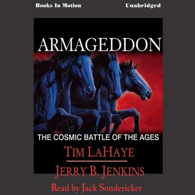 Armageddon Audiobook, by Tim LaHaye/Jerry B Jenkins