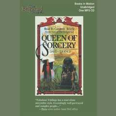Queen of Sorcery Audiobook, by David Eddings