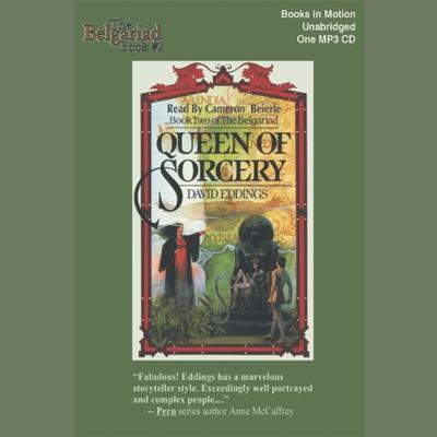 Queen of Sorcery Audiobook, by David Eddings