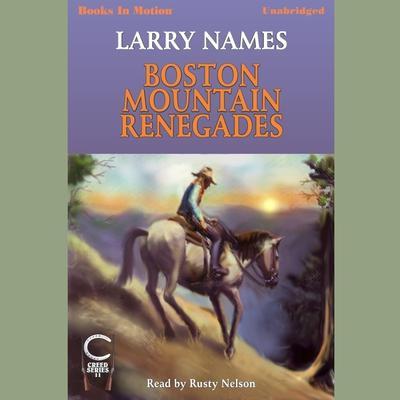 Boston Mountain Renegades Audiobook, by Larry Names