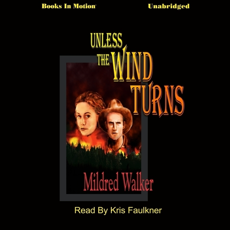 Printable Unless the Wind Turns Audiobook Cover Art