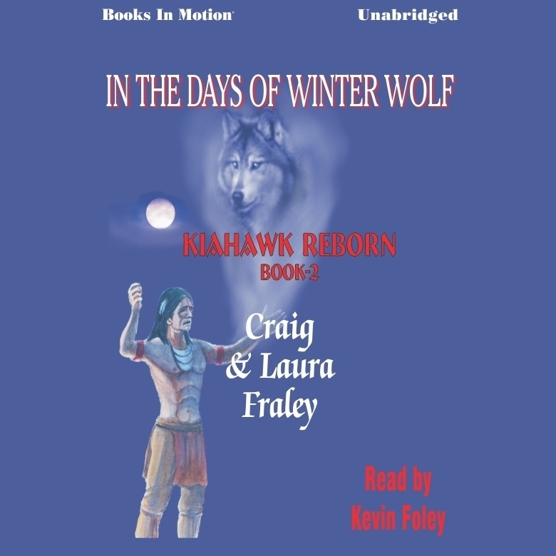 Printable In the Days of Winter Wolf Audiobook Cover Art