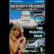 The Wailing Frail Audiobook, by Richard Prather