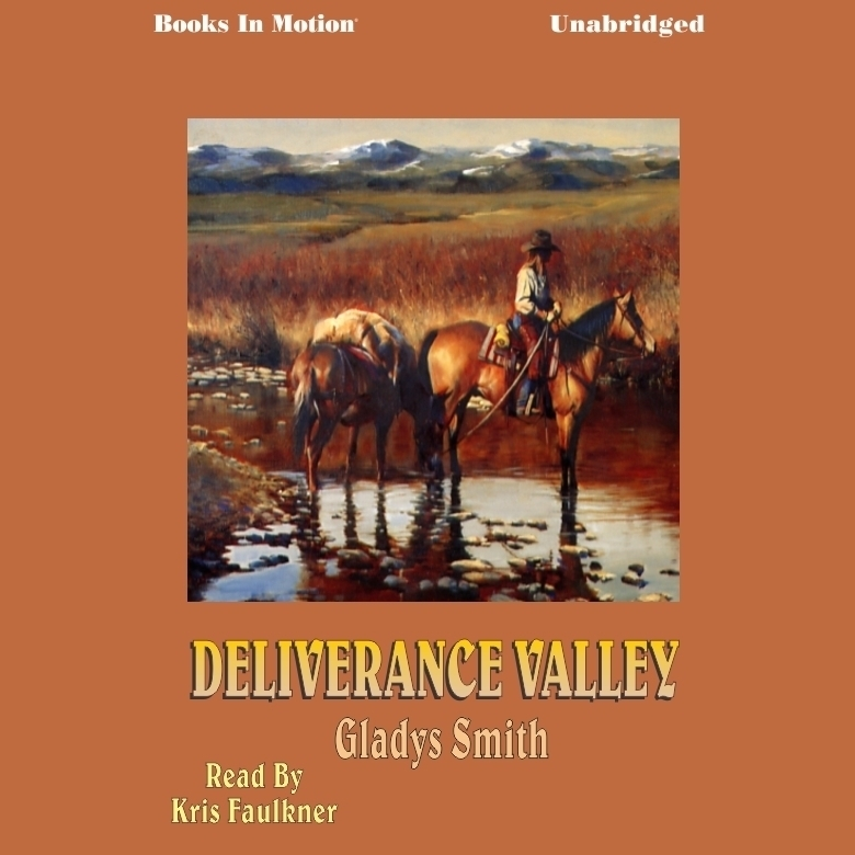 Printable Deliverance Valley Audiobook Cover Art