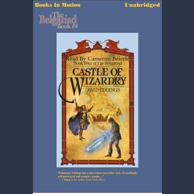 Castle of Wizardry Audiobook, by David Eddings
