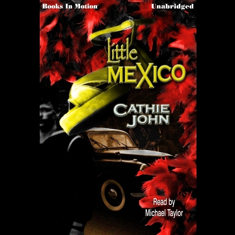 Printable Little Mexico Audiobook Cover Art