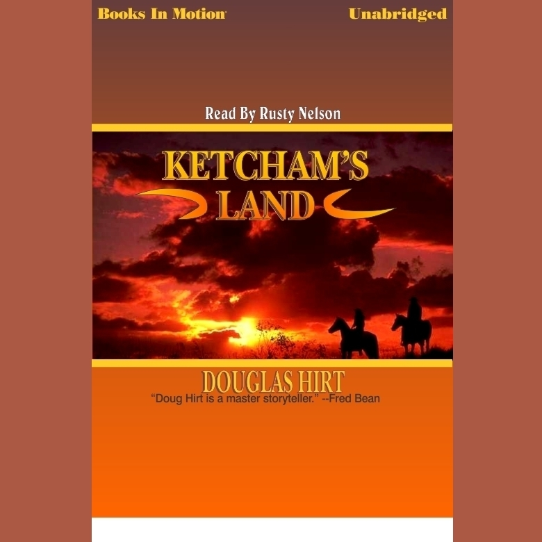 Printable Ketcham's Land Audiobook Cover Art