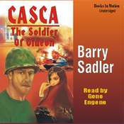 Soldier of Gideon Audiobook, by Barry Sadler