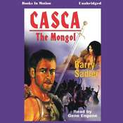 The Mongol Audiobook, by Barry Sadler