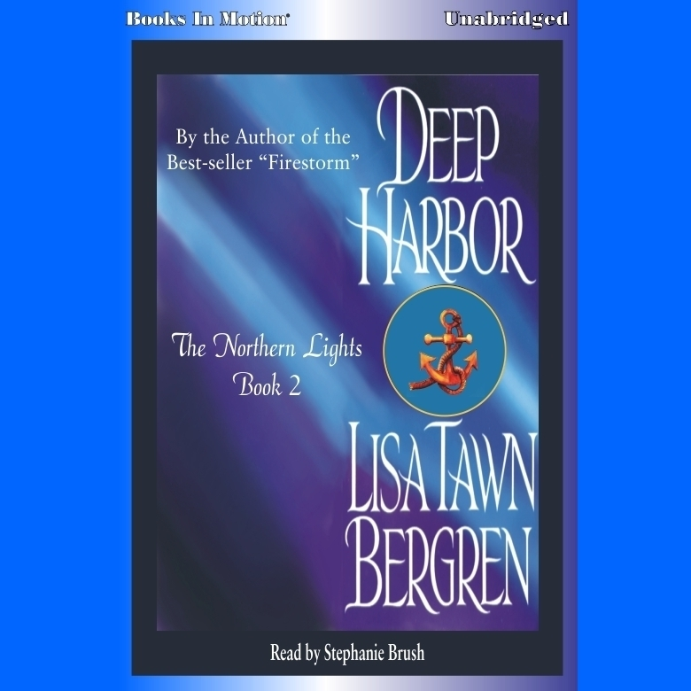 Printable Deep Harbor Audiobook Cover Art