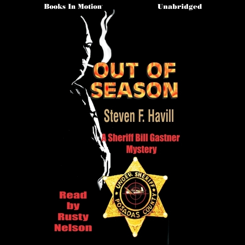 Printable Out of Season Audiobook Cover Art