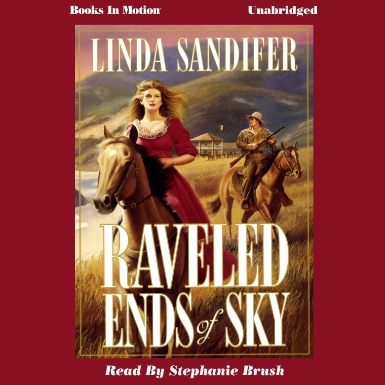 Printable Raveled Ends of Sky Audiobook Cover Art