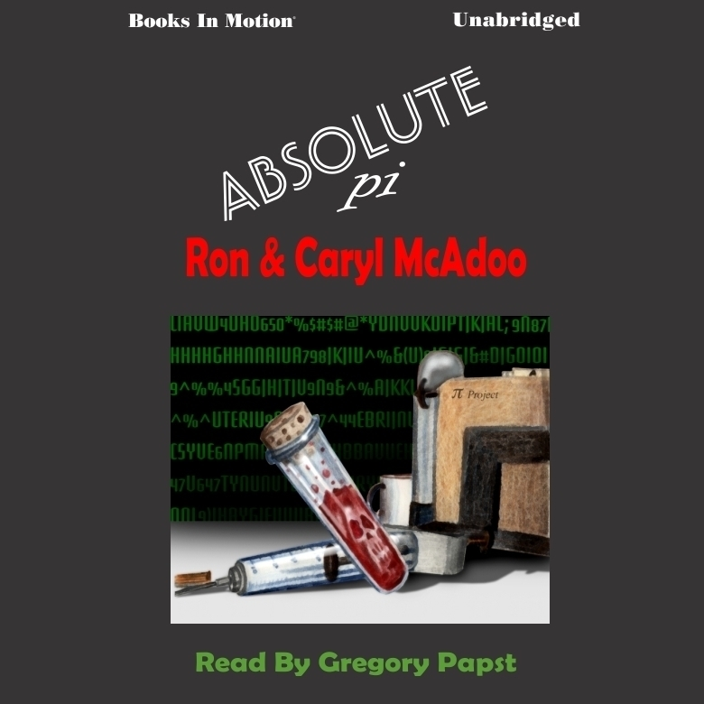 Printable Absolute PI Audiobook Cover Art
