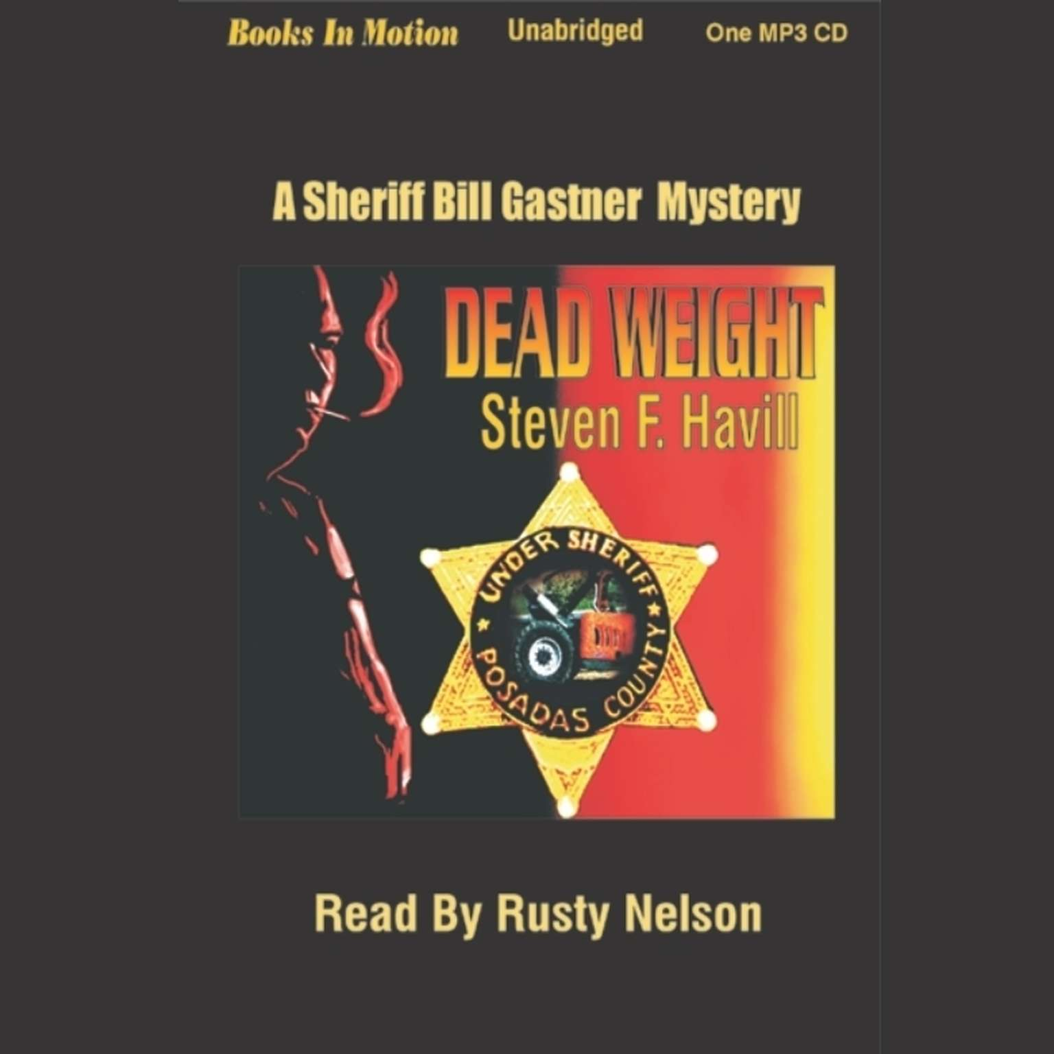 Dead Weight Audiobook, by Steven F. Havill