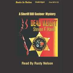 Dead Weight Audiobook, by Steven F. Havill