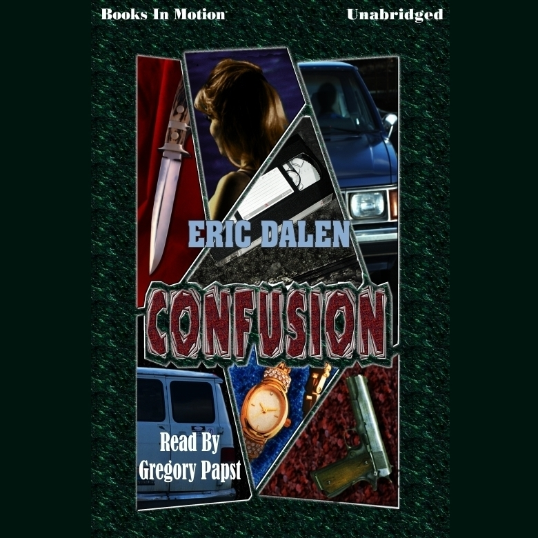 Printable Confusion Audiobook Cover Art