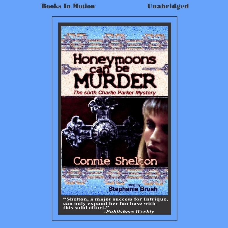 Printable Honeymoons can be Murder Audiobook Cover Art