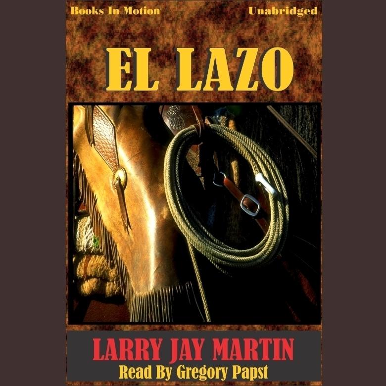 Printable El Lazo Audiobook Cover Art