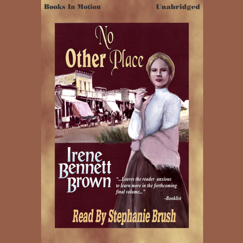 Printable No Other Place Audiobook Cover Art