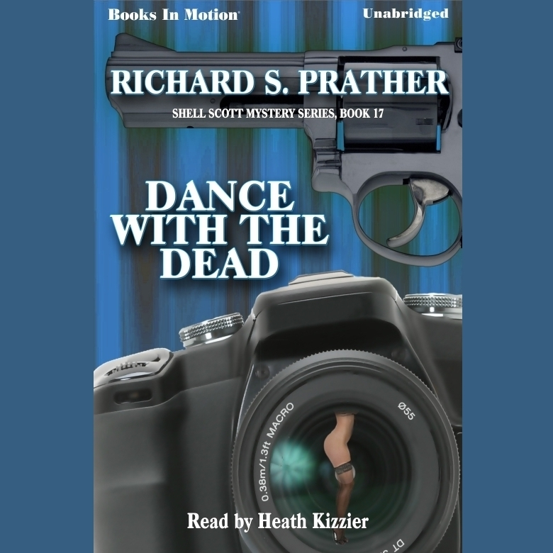 Printable Dance with the Dead Audiobook Cover Art
