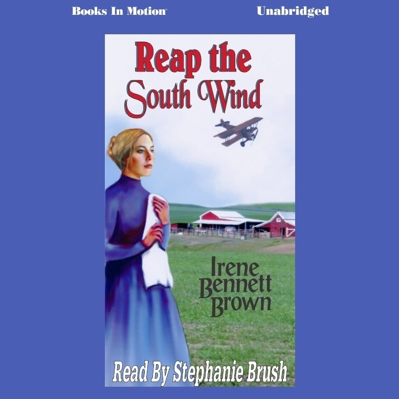 Printable Reap the South Wind Audiobook Cover Art