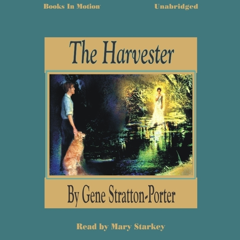 Printable The Harvester Audiobook Cover Art