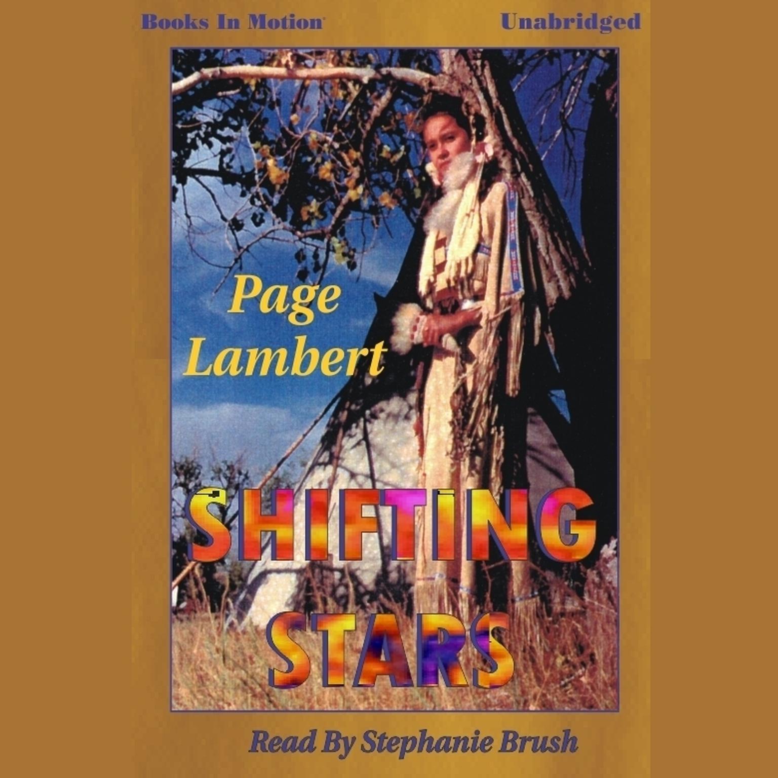 Shifting Stars Audiobook, by Page Lambert