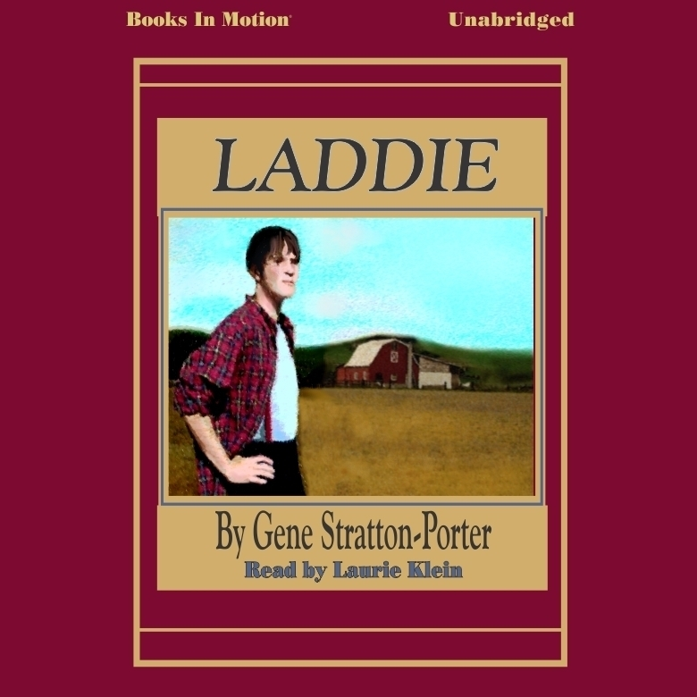 Printable Laddie Audiobook Cover Art