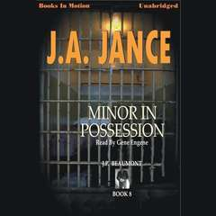 Minor in Possession Audiobook, by Author Info Added Soon
