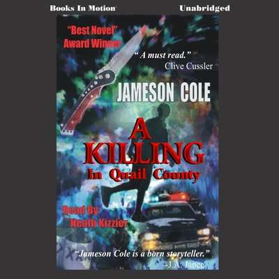 A Killing in Quail County Audiobook, by Jameson Cole