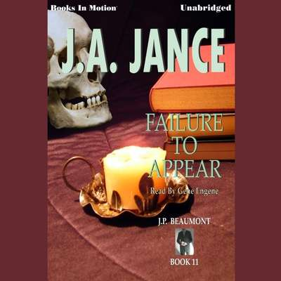 Failure to Appear Audiobook, by J. A. Jance