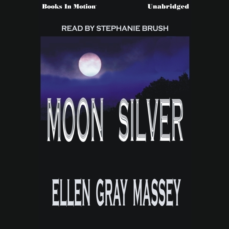 Printable Moon Silver Audiobook Cover Art