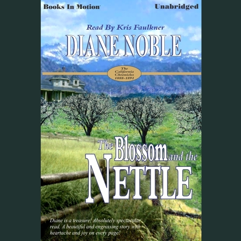 Printable The Blossom and the Nettle Audiobook Cover Art