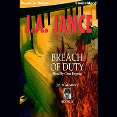 Breach of Duty Audiobook, by J. A. Jance