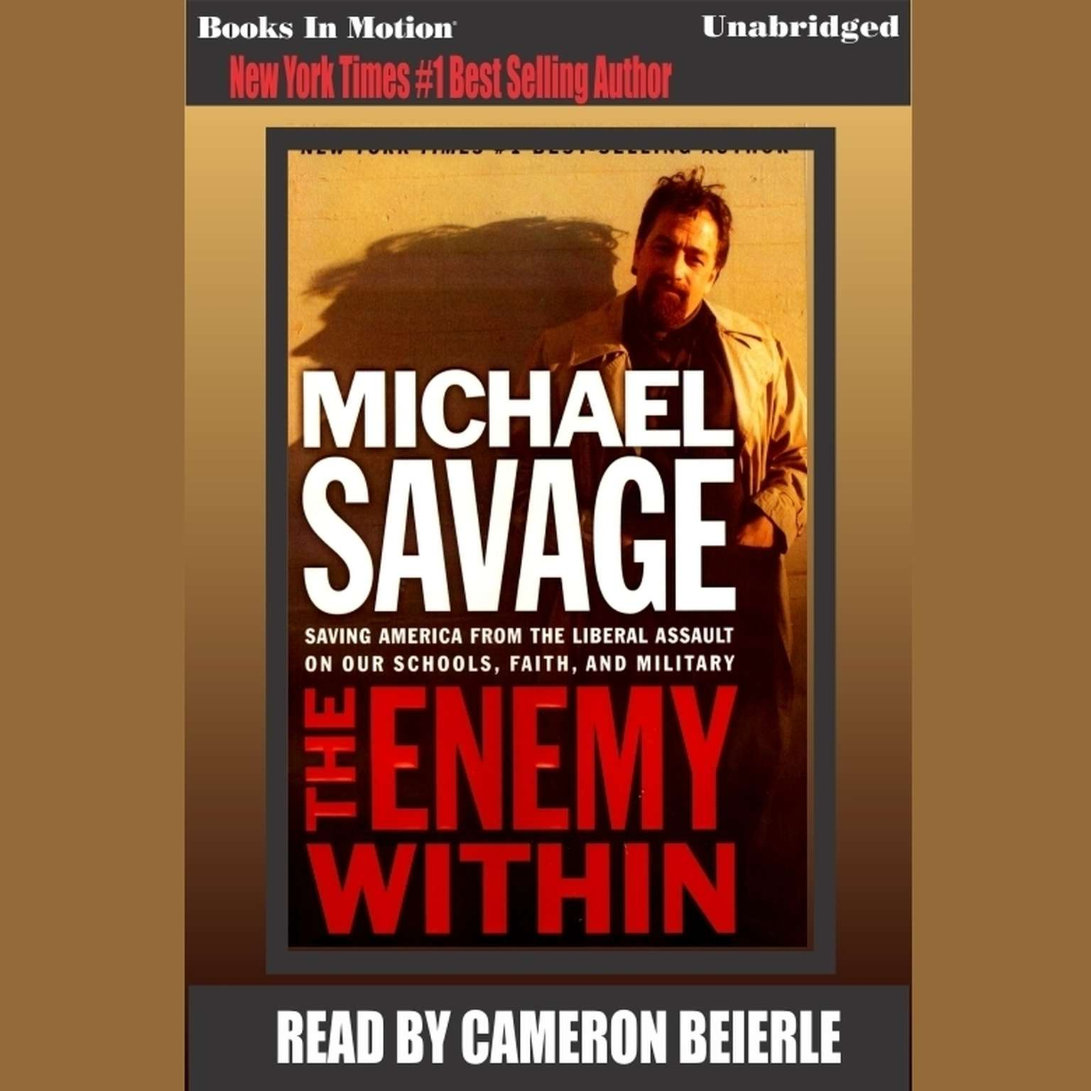 The Enemy Within Audiobook, by Michael Savage