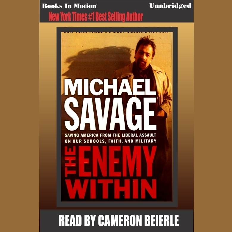 Printable The Enemy Within Audiobook Cover Art